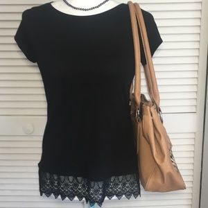 Beautiful Ralph Lauren black top